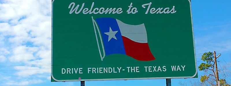 Texas Driving Tour